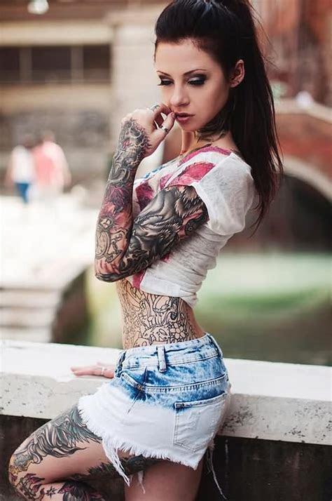 incredible full body tattoos