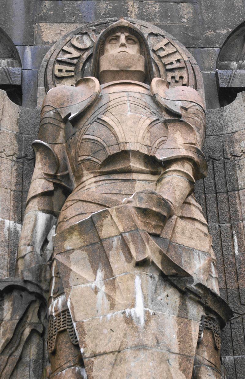 O Monumento à Batalha das Nações : O maior monumento da Europa 12