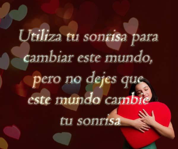Frases De Amor Propio Sonrisa Imagenes De Puro Amor