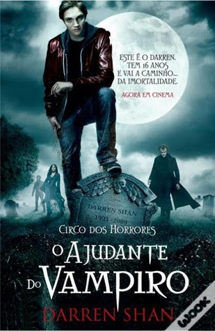Circo dos Horrores - O Ajudante do Vampiro