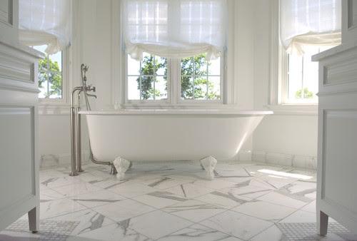 Architecture and Interior Design traditional bathroom
