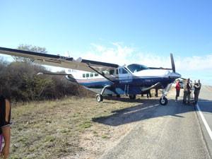 Avião (Foto: Wilker Porto/Brumado Agora )
