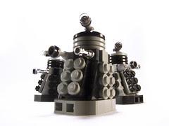 Lego Daleks