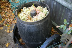 compost barrel