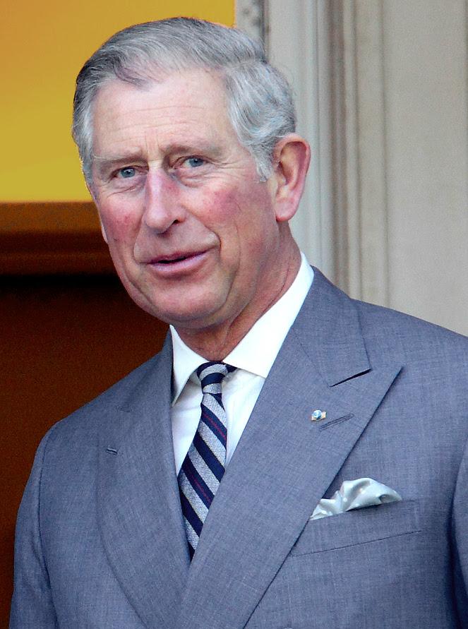 His Royal Highness Charles, Prince of Wales