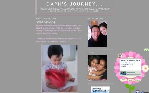 Daph's Journey..