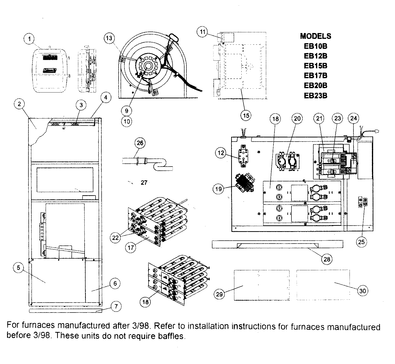 25 Elegant Coleman Evcon Electric Furnace Manual on intertherm furnace diagram, magnetek electric motor wiring diagram, coleman indoor furnace wiring diagrams, electric motor capacitor wiring diagram, coleman eb15b electric furnace diagram, electric range wiring diagram, voltage converter wiring diagram, coleman evcon furnace diagram, coleman furnace parts, magnetek power converter wiring diagram, coleman furnace model dgaa070bdta, coleman furnace sequencer wiring, ac motor wiring diagram, start stop switch wiring diagram, central heating wiring diagram, industrial motor control wiring diagram, ge electric motor wiring diagram, coleman electric heater parts, electric blower motor wiring diagram, coleman furnace limit switch location,