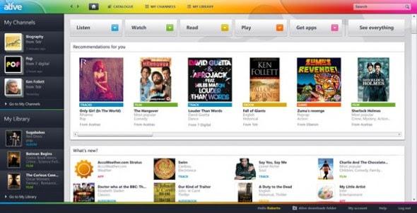 acer alive digital content store screenshot 590x301 Acer Alive Digital Distribution Platform & App Store Announced