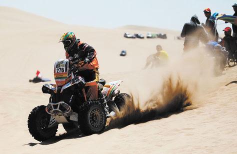 Gobierno definirá en septiembre la estrategia de seguridad para el Rally Dakar 2014