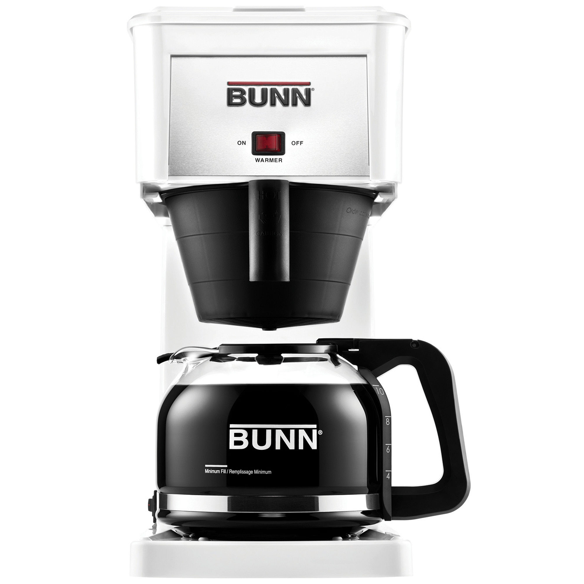 Bunn GRW Velocity Brew 10-Cup Coffee Maker