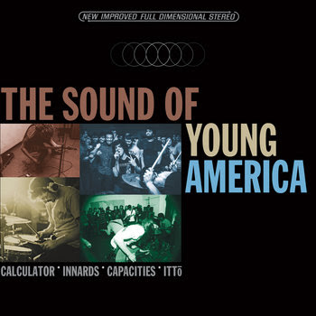 The Sound of Young America - Four Way Split cover art