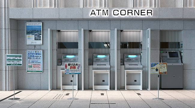 Risultati immagini per ATM in Japan