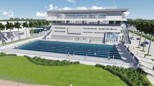 Price for Lauderdale's new swim center jumps $3.6 million