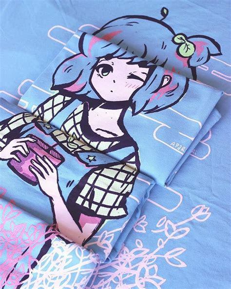 apari atapariart  shirt pastel blue aesthetic outfit