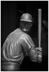 Statue of Musial