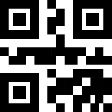 qr code icon   png  vector