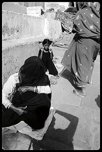 Brother Photographer What Did You See That Made You Shoot Me by firoze shakir photographerno1