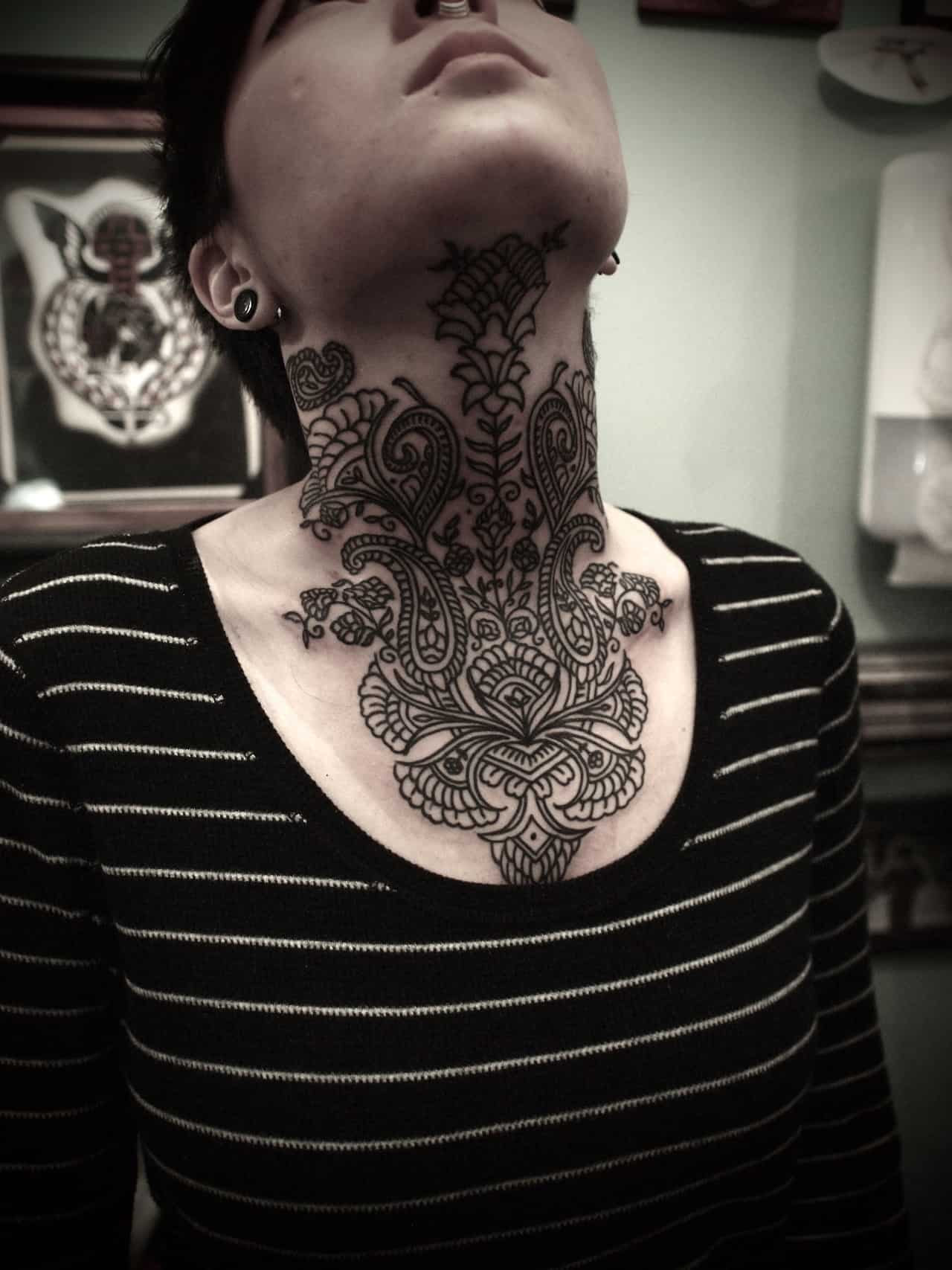Tattoos On Black Skin Pictures Images For Tatouage