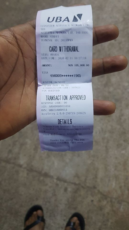 Nigerian Man Accuses Edo Police Officers Of 'Kidnapping And Robbing' Him Of N125k In Front Of Their Station