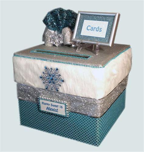 Sweet 16 Cardwinter wonderlandCard by AlltheBestCardBoxes