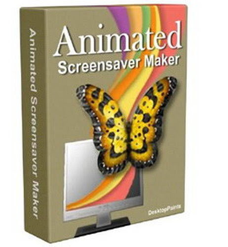 Animated Screensaver Maker