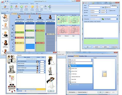 Wedding Manager Pro   Wedding management software and