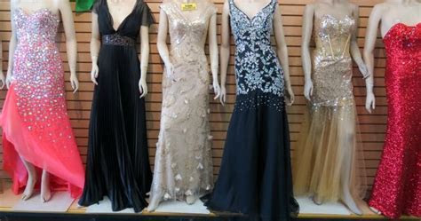 Prom Dresses at the LA Fashion District   Prom in 2019