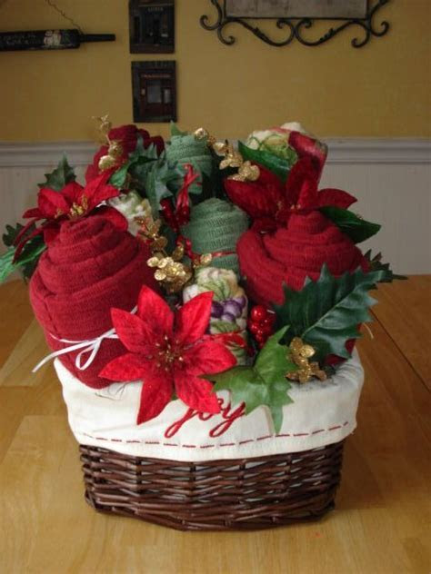 Great Gift idea for Christmas, Basket filled with bath