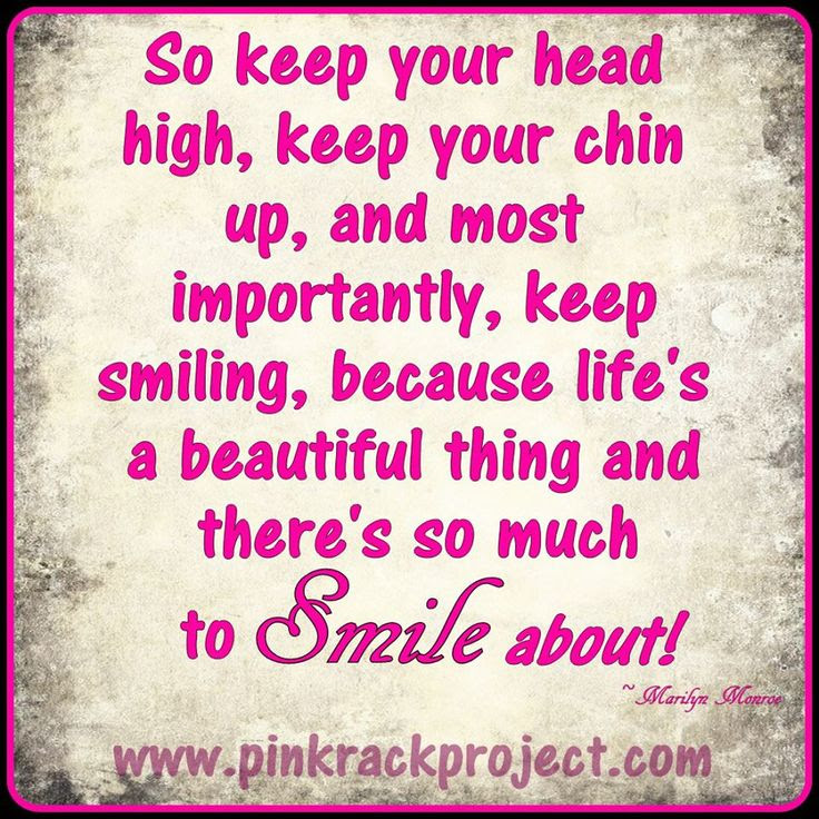 Quotes About Head High 94 Quotes