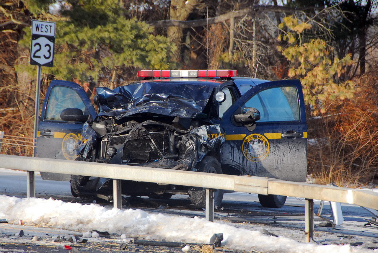 Upstate NY pickup truck driver, 87, dies in collision with ...