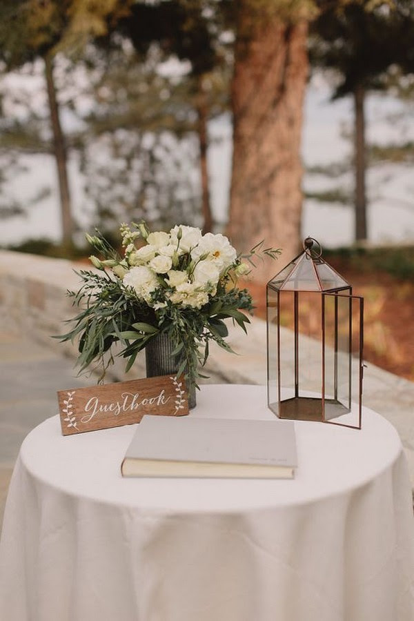 Cheap Garden Supplies Wedding Sign In Table Decorations