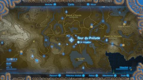 Tour Du Prélude Soluce The Legend Of Zelda Breath Of The