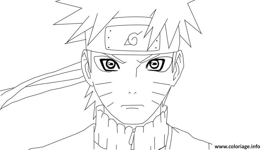 Dessin De Manga Naruto