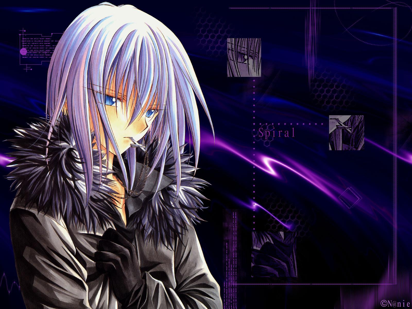Cool Anime  Wallpapers for Desktop WallpaperSafari