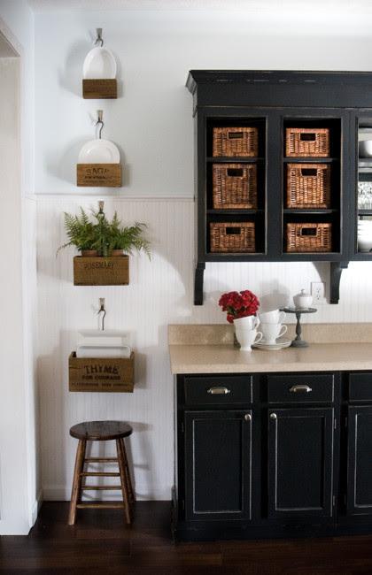 Lettered Cottage kitchen traditional kitchen