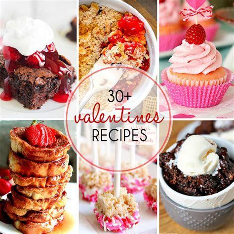 More Than 30 Valentine's Day Dessert Recipes   White