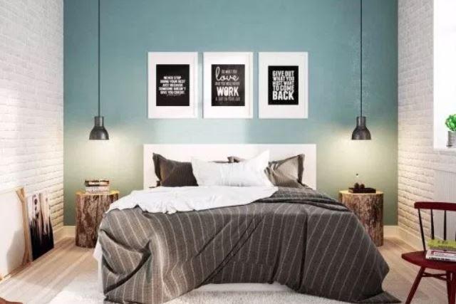20 Desain Kamar Tidur Minimalis Yang Membuat Betah