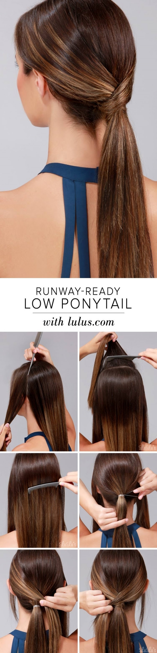 15 Simple Yet Stunning Hairstyle Tutorials for Lazy Women ...