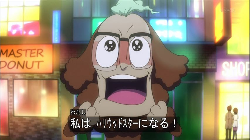 妖怪ウォッチ 8話 じんめん犬part7妖怪モレゾウ妖怪