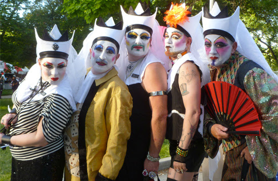 Sisters of Perpetual Indulgence | Tacky Harper's Cryptic Clues