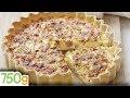 Recette Pizza Quiche