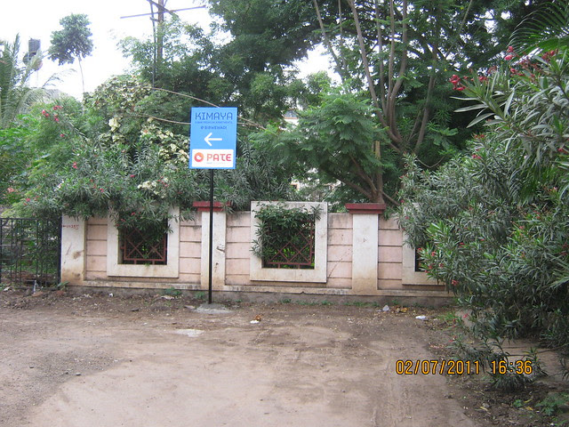 To Pate Developers' Kimaya, 2 BHK Flats, at the end of Suvarna Nagari, Swami Vivekanand Road, Bibwewadi, Pune 411 037