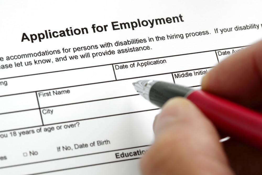 job application stratety