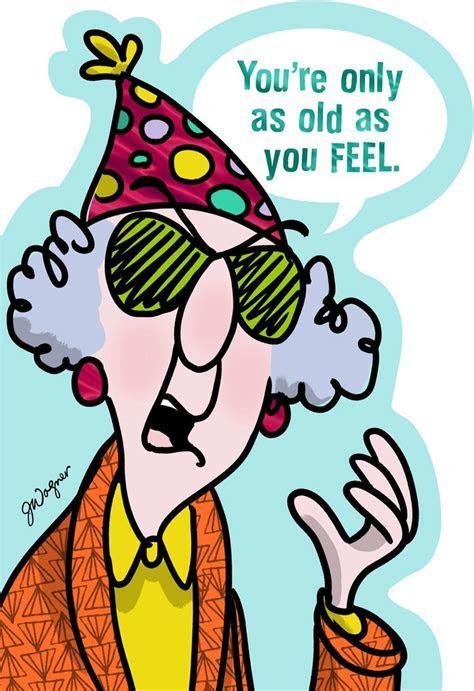 Feeling Old Funny Birthday Card   Greeting Cards   Hallmark
