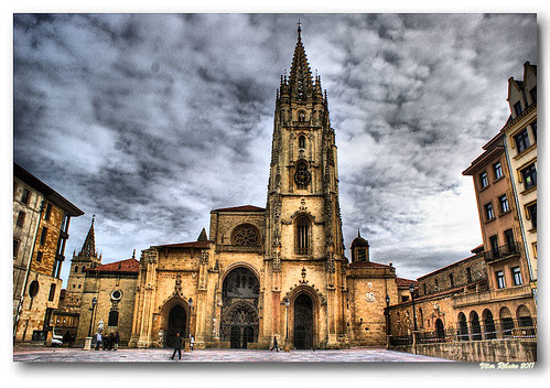 Catedral de Oviedo by VRfoto