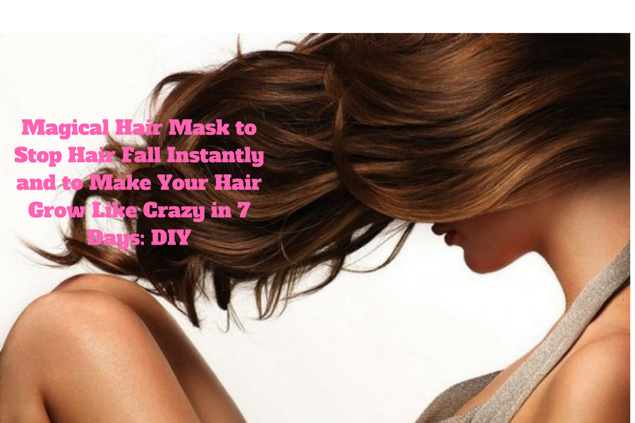 Magical Hair Mask to Stop Hair Fall Instantly and to Make ...