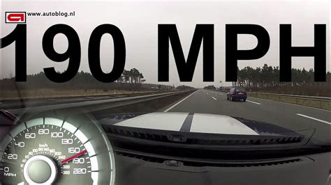 ford mustang shelby gt top speed   autobahn youtube