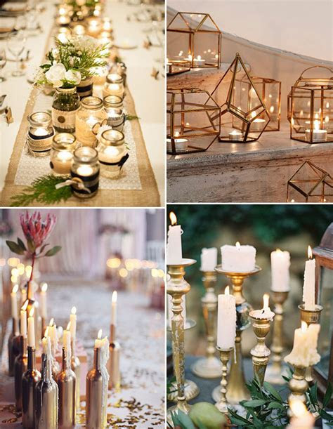 simple inexpensive winter wedding decor ideas