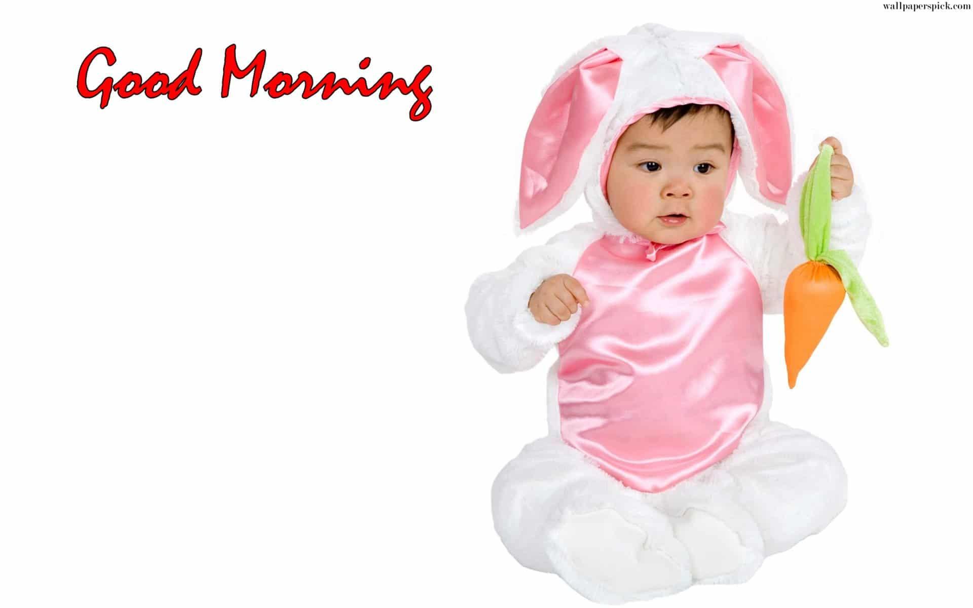 Good Morning Sweet Baby Hd Photos Wallpaperspickcom