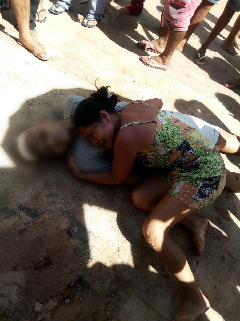 Maracaçumeense é morto a tiros em Carutapera
